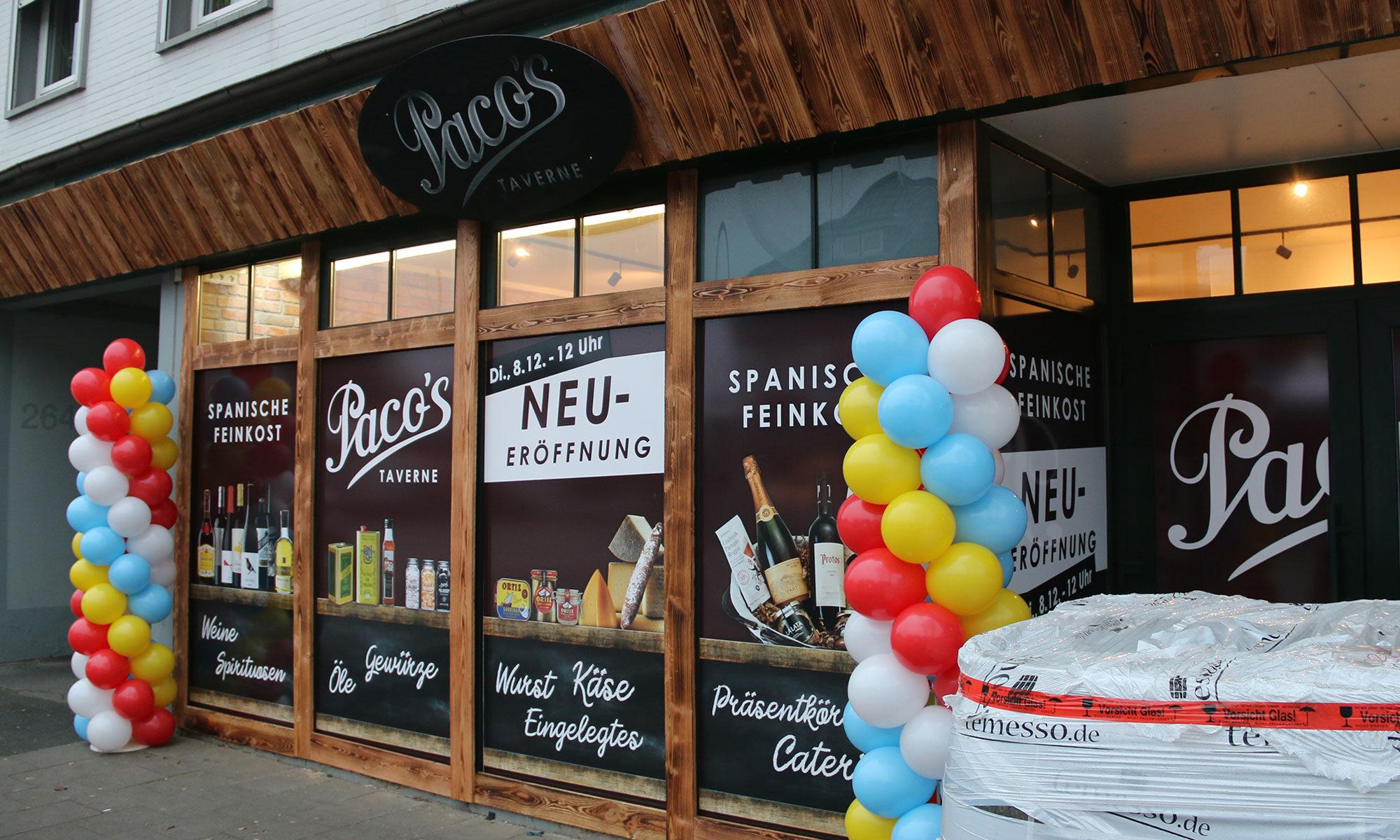 Paco`s Taverne - Spanische Feinkost in Bremerhaven